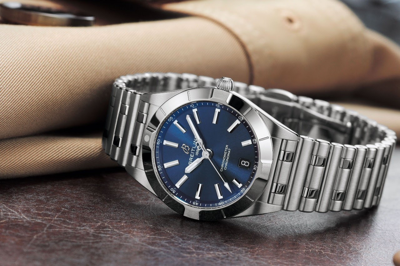 Discover Breitling Watches for the Modern Adventurer at Bhindi Jewelers